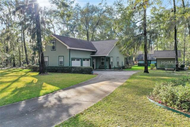 2413 Bees Creek Road, Ridgeland, SC 29936 (MLS #412463) :: Coastal Realty Group