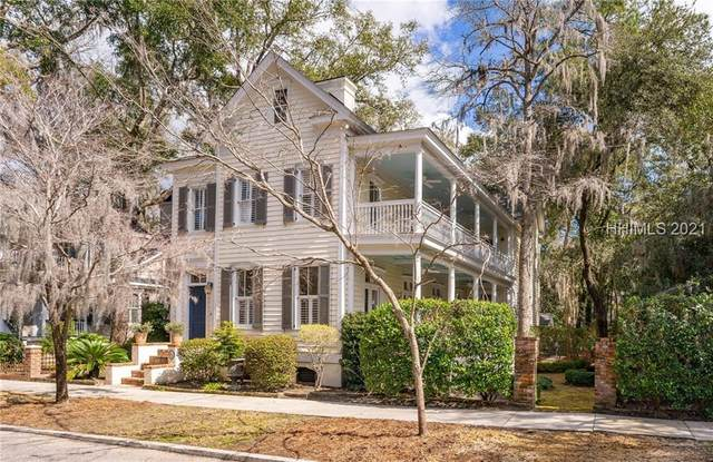 6 Prescient Avenue, Beaufort, SC 29907 (MLS #412487) :: The Bradford Group