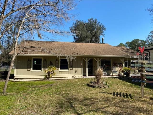 159 Alljoy Road, Bluffton, SC 29910 (MLS #412515) :: Southern Lifestyle Properties
