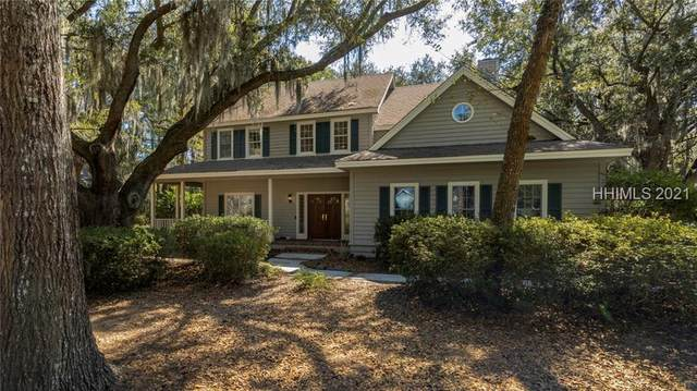 210 Fort Howell Drive, Hilton Head Island, SC 29926 (MLS #412517) :: Collins Group Realty