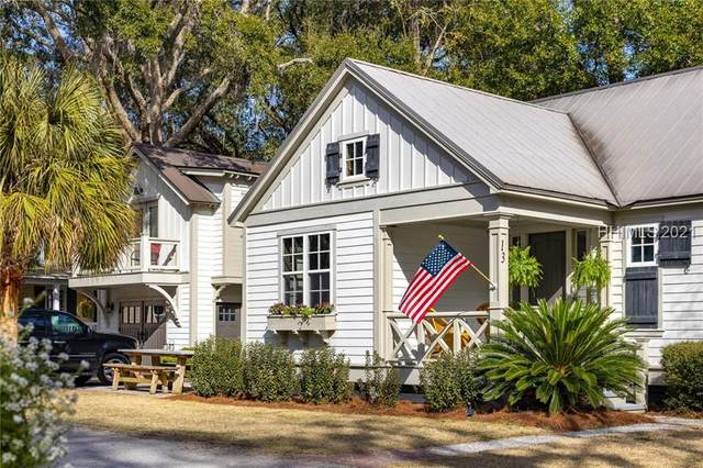 13 Lawrence St, Bluffton, SC 29910 (MLS #412537) :: The Coastal Living Team