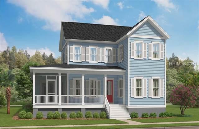 77 Great Heron Way, Bluffton, SC 29909 (MLS #412539) :: Hilton Head Dot Real Estate