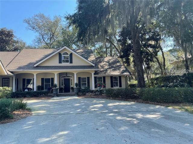 232 Fort Howell Drive, Hilton Head Island, SC 29926 (MLS #412554) :: Collins Group Realty