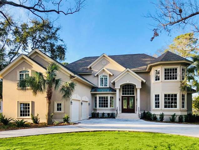 212 Jonesville Road, Hilton Head Island, SC 29926 (MLS #412602) :: The Bradford Group