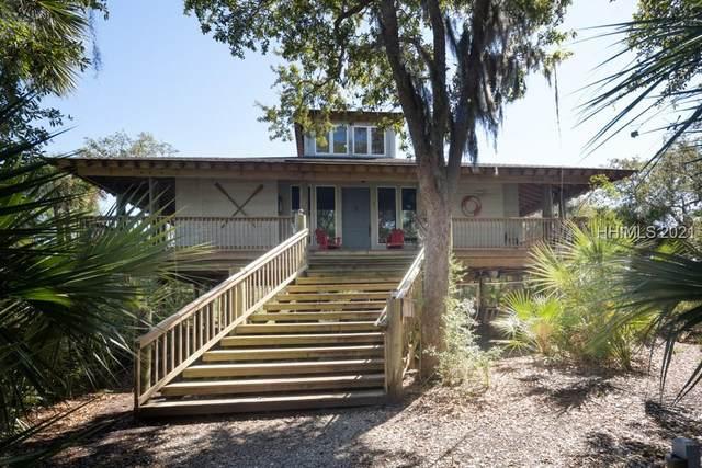 1 Old House Cay Island, Hilton Head Island, SC 29926 (MLS #412607) :: The Alliance Group Realty