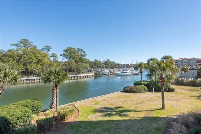 2 Shelter Cove Lane #214, Hilton Head Island, SC 29928 (MLS #412611) :: Beth Drake REALTOR®