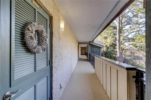 247 S Sea Pines Drive #1838, Hilton Head Island, SC 29928 (MLS #412639) :: The Alliance Group Realty