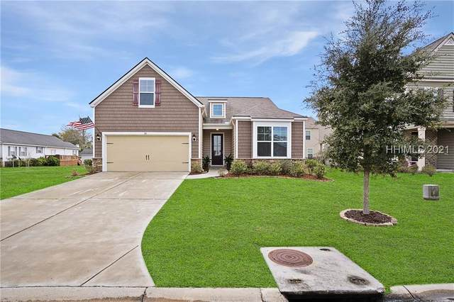 20 Congaree Way, Beaufort, SC 29902 (MLS #412648) :: The Bradford Group