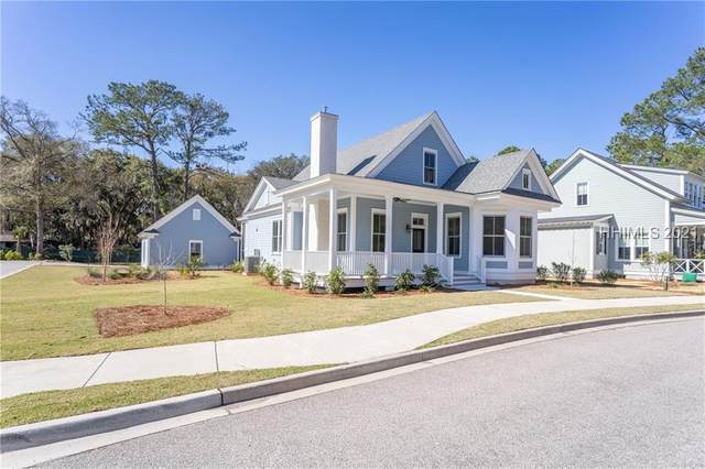 172 Celadon Drive, Beaufort, SC 29907 (MLS #412669) :: Charter One Realty