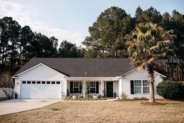 142 Knightsbridge Road, Bluffton, SC 29910 (MLS #412673) :: RE/MAX Island Realty