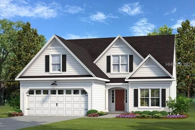 186 Fort Sullivan Drive, Ridgeland, SC 29936 (MLS #412688) :: The Coastal Living Team