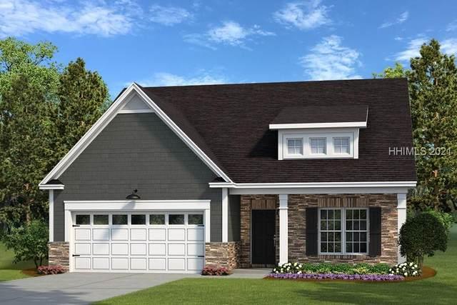 206 Fort Sullivan Drive, Ridgeland, SC 29936 (MLS #412690) :: Coastal Realty Group