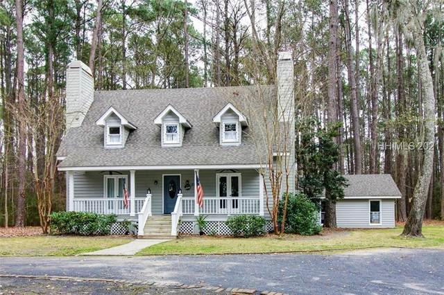 25 Chechessee Circle, Okatie, SC 29909 (MLS #412741) :: The Coastal Living Team