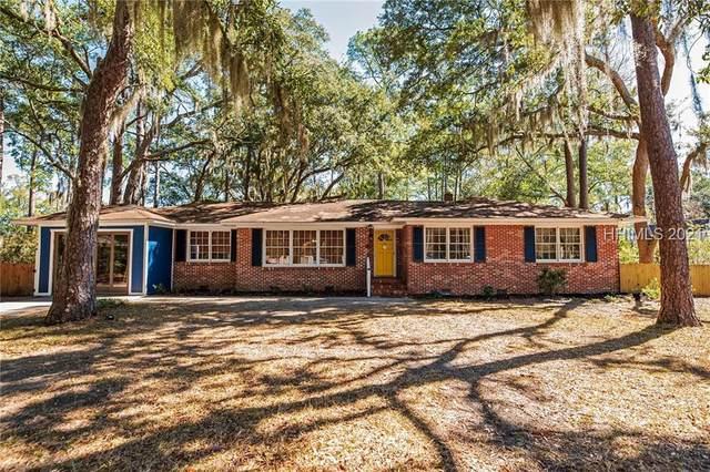 1005 Emily Lane, Beaufort, SC 29902 (MLS #412760) :: Hilton Head Dot Real Estate