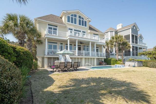 95 Dune Lane, Hilton Head Island, SC 29928 (MLS #412769) :: The Bradford Group