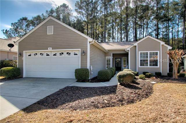 41 NE Hampton Circle NE, Bluffton, SC 29909 (MLS #412776) :: Hilton Head Dot Real Estate
