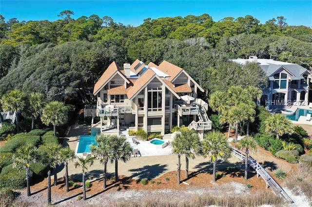 23 S Beach Lagoon Drive, Hilton Head Island, SC 29928 (MLS #412780) :: The Bradford Group