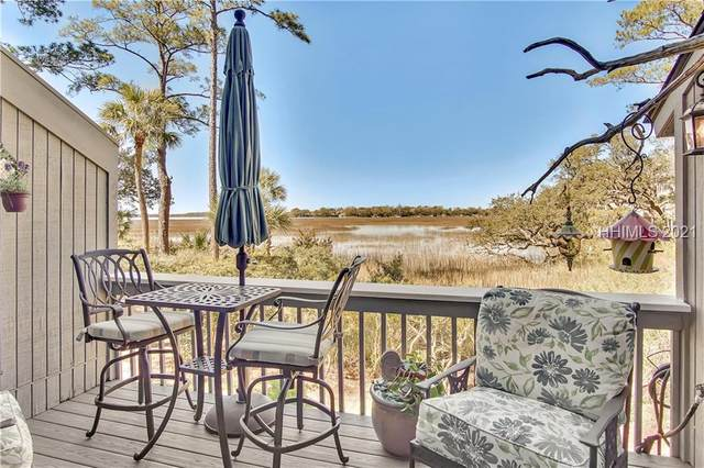 2 Anchorage Point #2, Hilton Head Island, SC 29928 (MLS #412783) :: The Coastal Living Team