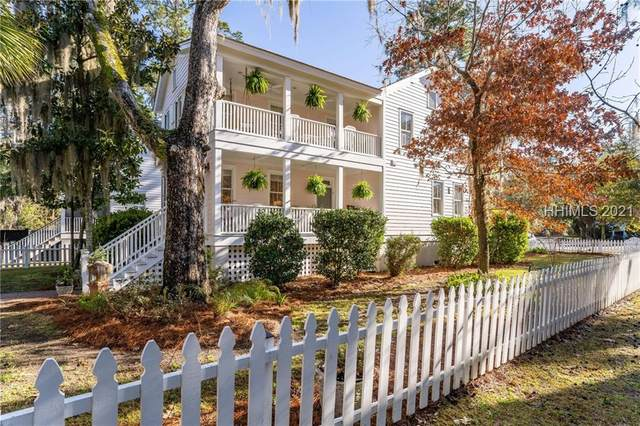 3 Battery Point Lane, Beaufort, SC 29902 (MLS #412784) :: Coastal Realty Group