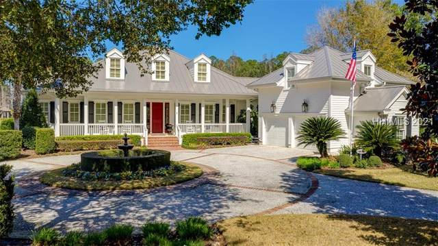 7 Holly Grove Road, Bluffton, SC 29909 (MLS #412786) :: Hilton Head Dot Real Estate