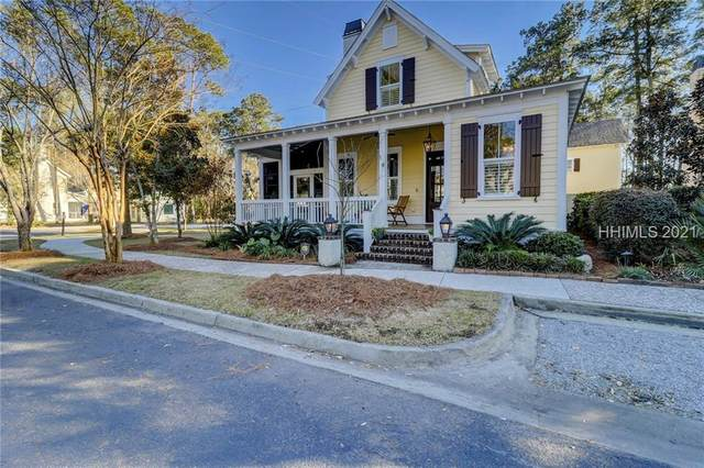 14 Tabby Shell Road, Bluffton, SC 29910 (MLS #412845) :: The Sheri Nixon Team