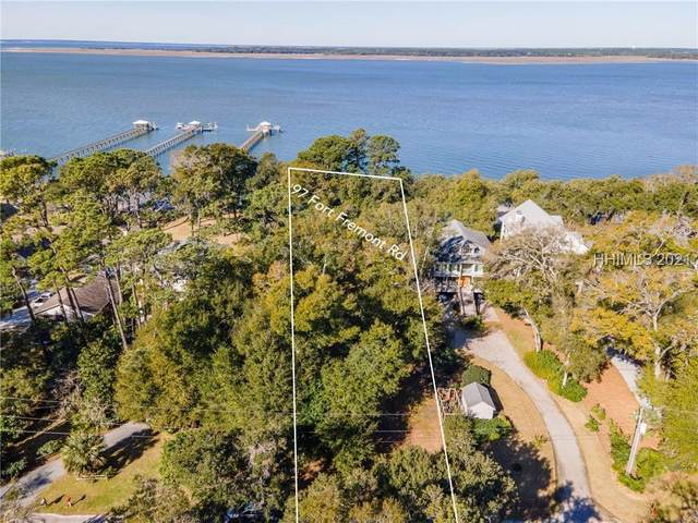 97 Fort Fremont Road, Saint Helena Island, SC 29920 (MLS #412849) :: The Alliance Group Realty