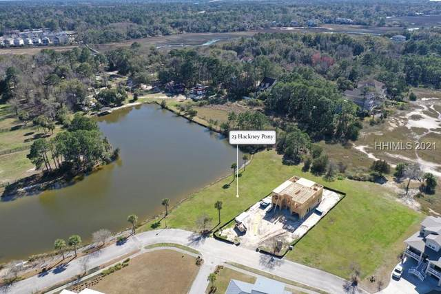 23 Hackney Pony Lane, Hilton Head Island, SC 29926 (MLS #412858) :: Hilton Head Real Estate Partners
