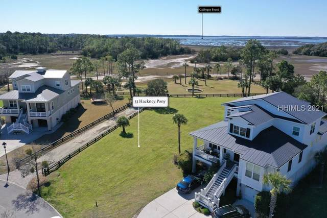 33 Hackney Pony Lane, Hilton Head Island, SC 29926 (MLS #412860) :: Hilton Head Real Estate Partners