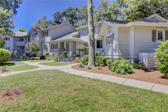 55 Barcelona 256-D, Hilton Head Island, SC 29928 (MLS #412881) :: Charter One Realty