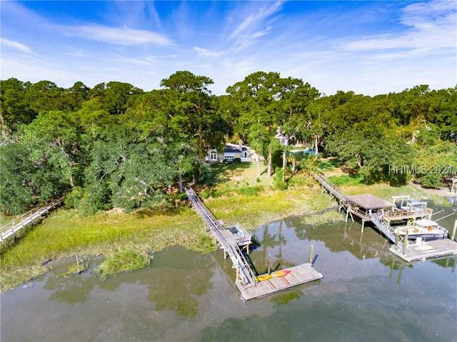 4 Lucy Creek Drive, Beaufort, SC 29907 (MLS #412946) :: Charter One Realty