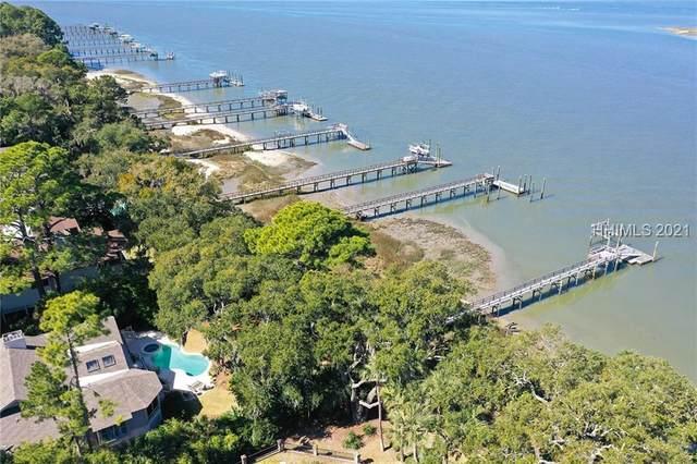 9 N Calibogue Cay Road, Hilton Head Island, SC 29928 (MLS #412955) :: Collins Group Realty