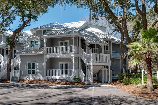 14 Wimbledon Court #111, Hilton Head Island, SC 29928 (MLS #413062) :: Hilton Head Real Estate Partners