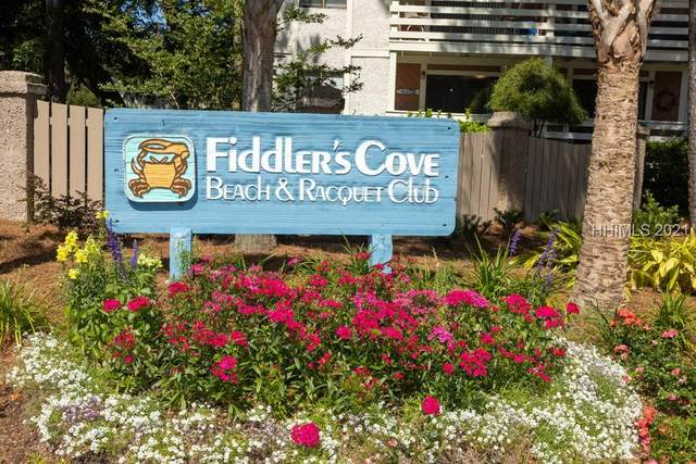 45 Folly Field Road 15F, Hilton Head Island, SC 29928 (MLS #413063) :: The Bradford Group