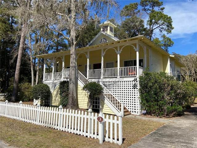3 Driftwood Cottage Lane, Daufuskie Island, SC 29915 (MLS #413068) :: Charter One Realty
