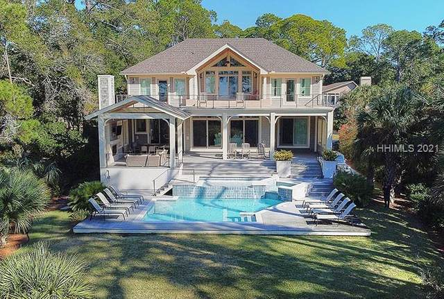 8 Gadwall Road, Hilton Head Island, SC 29928 (MLS #413086) :: The Bradford Group
