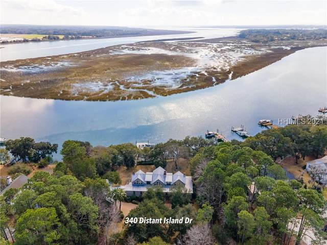 340 Distant Island Drive, Beaufort, SC 29907 (MLS #413099) :: Hilton Head Real Estate Partners