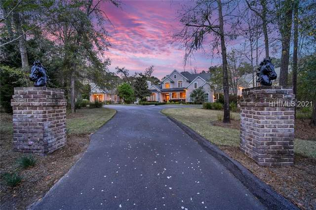 56 Rose Dhu Creek Plantation Drive, Bluffton, SC 29910 (MLS #413102) :: Collins Group Realty