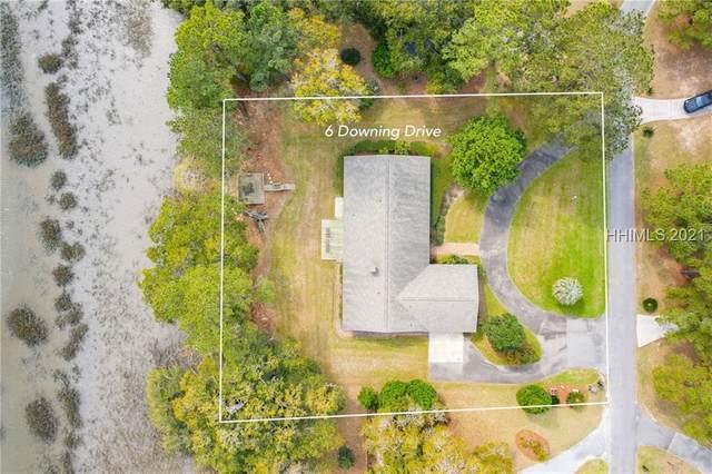 6 Downing Drive, Beaufort, SC 29907 (MLS #413122) :: Hilton Head Dot Real Estate
