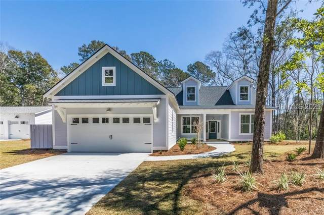 4 Faculty Drive, Beaufort, SC 29907 (MLS #413153) :: Hilton Head Real Estate Partners