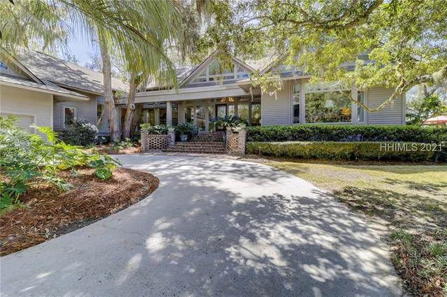 20 Turnberry Lane, Hilton Head Island, SC 29928 (MLS #413159) :: The Alliance Group Realty