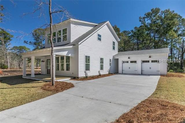 6 Faculty Drive, Beaufort, SC 29907 (MLS #413161) :: Southern Lifestyle Properties