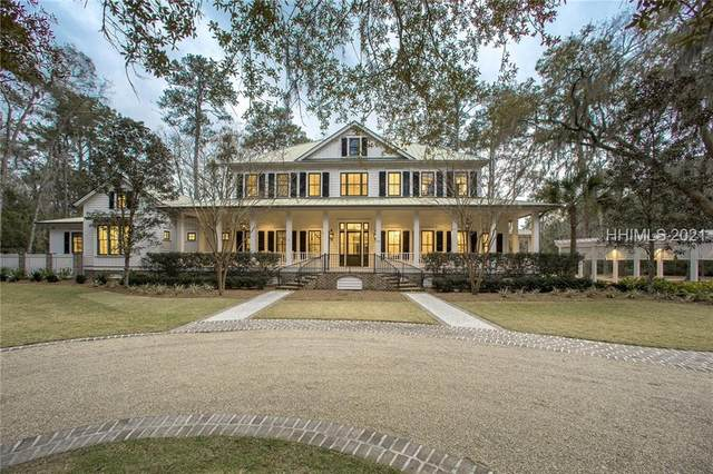142 Mount Pelia Road, Bluffton, SC 29910 (MLS #413167) :: The Bradford Group