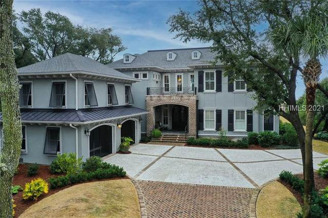 68 Planters Row, Hilton Head Island, SC 29928 (MLS #413195) :: The Bradford Group