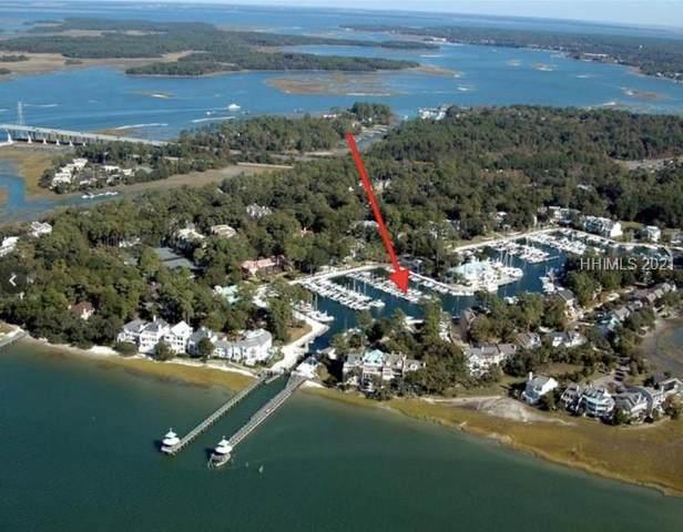 C-51 Windmill Harbour Marina, Hilton Head Island, SC 29926 (MLS #413200) :: Hilton Head Real Estate Partners