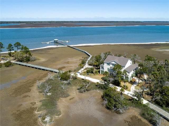 12 Cedar Cove Court, Daufuskie Island, SC 29915 (MLS #413245) :: Hilton Head Real Estate Partners