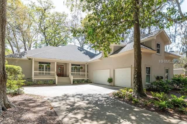 25 Winding Oak Drive, Okatie, SC 29909 (MLS #413275) :: Beth Drake REALTOR®