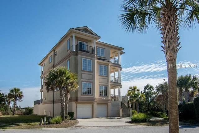 10 Singleton Shores Manor, Hilton Head Island, SC 29928 (MLS #413277) :: The Bradford Group