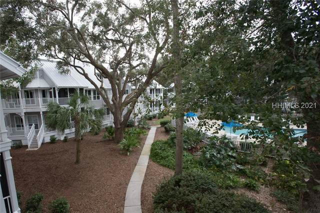 14 Wimbledon Court- #124 Court 124-2, Hilton Head Island, SC 29928 (MLS #413279) :: Hilton Head Real Estate Partners