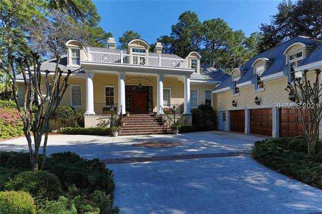 34 Bridgetown Road, Hilton Head Island, SC 29928 (MLS #413295) :: The Bradford Group