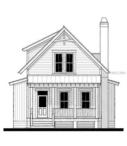 9 Attaway Lane, Beaufort, SC 29907 (MLS #413302) :: Charter One Realty